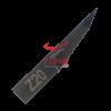 Nóż Z20 ostrze blade knife Zund Atom