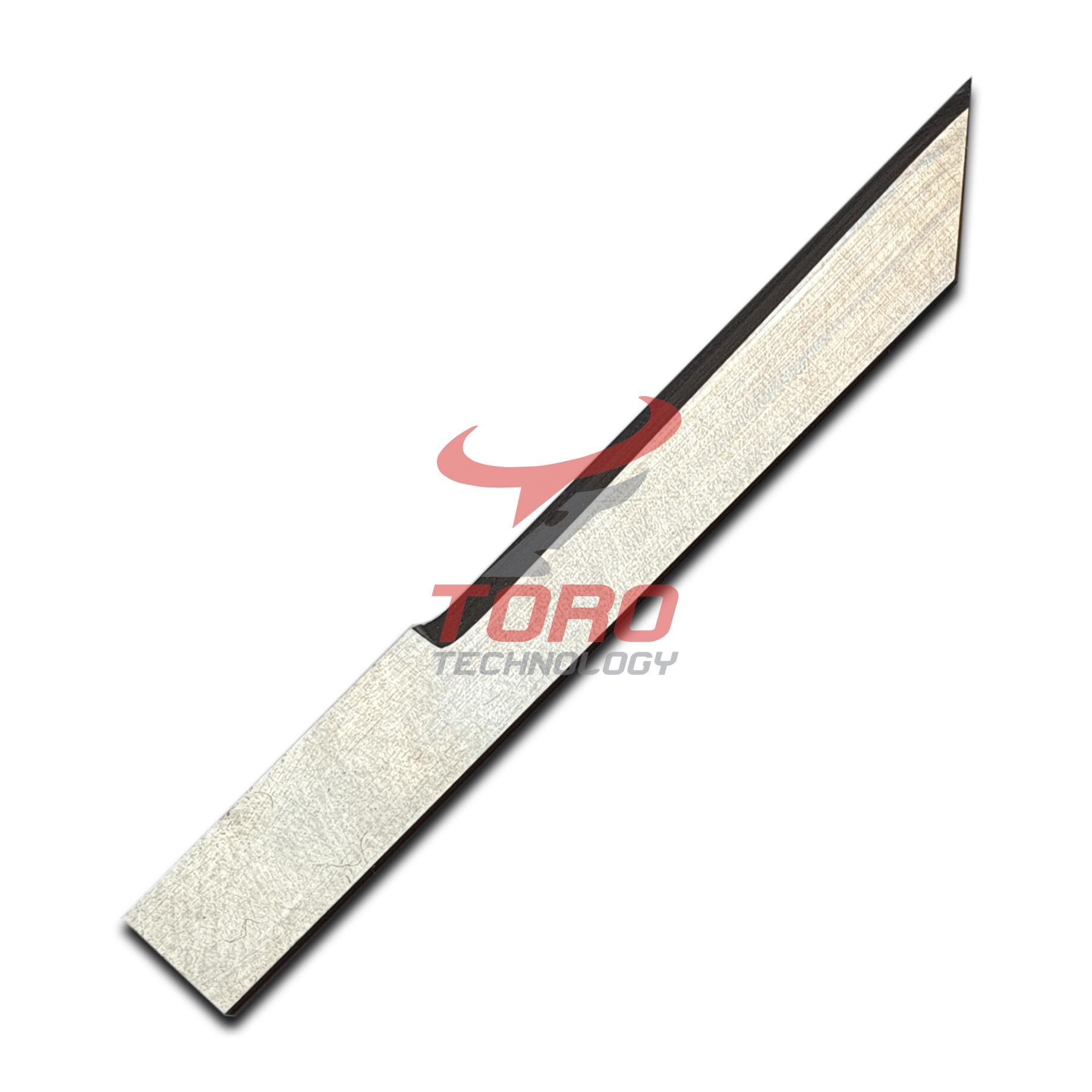 Nóż Zund Z70 ostrze v-cut