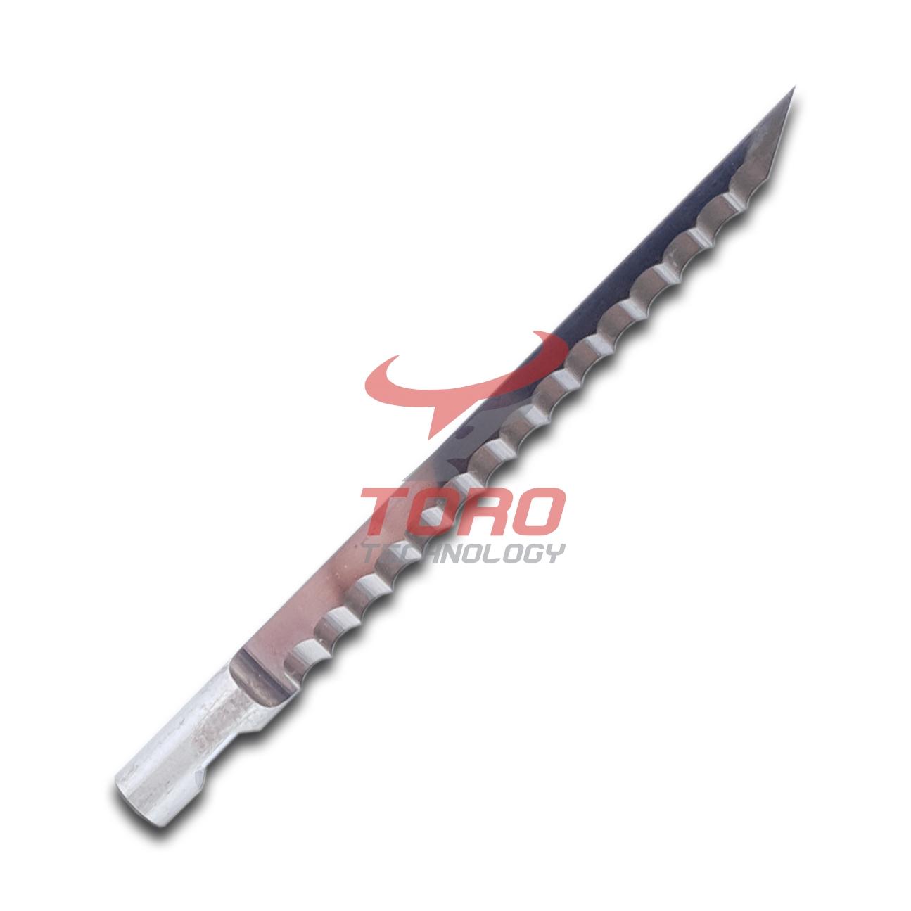 Nóż Esko Kongsberg BLD-SR6552 long 6 Ø mm